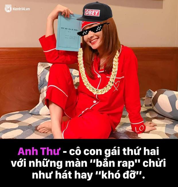 12 màn lộng ngôn, chửi như hát hay của rapper Bảo Thanh trong Về Nhà Đi Con: Tiện đường cũng không đi với tiện nhân! - Ảnh 2.