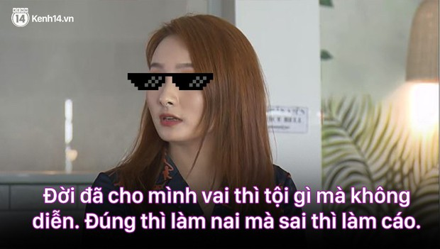 12 màn lộng ngôn, chửi như hát hay của rapper Bảo Thanh trong Về Nhà Đi Con: Tiện đường cũng không đi với tiện nhân! - Ảnh 3.