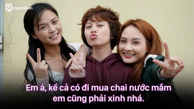 12 màn lộng ngôn, chửi như hát hay của rapper Bảo Thanh trong Về Nhà Đi Con: Tiện đường cũng không đi với tiện nhân! - Ảnh 8.