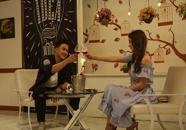 Trước khi gây sóng gió tại Giọng hát Việt 2019, Bảo Yến từng thề độc trong show hẹn hò - Ảnh 7.