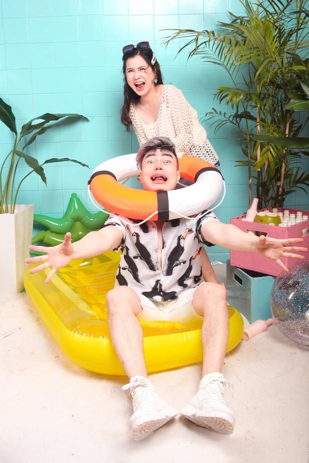 Nối gót Nữ hoàng LGBT Hương Giang, người đẹp chuyển giới Đỗ Nhật Hà nhận làm Host show thực tế - Ảnh 5.