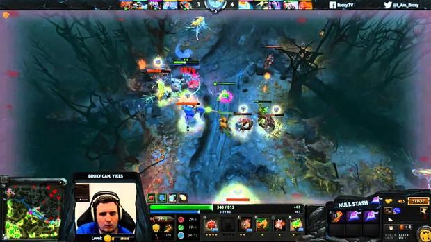 Game thủ chuyên nghiệp thản nhiên sử dụng hack map tại giải đấu có tổng tiền thưởng lên tới 350 triệu VNĐ - Ảnh 1.