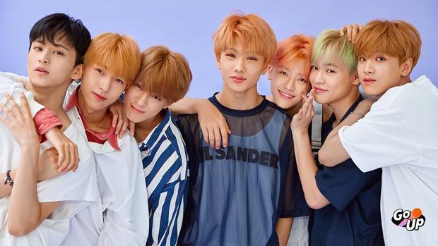 Độ tuổi trung bình của các boygroup Kpop: SHINee, BTS, NUEST gây bất ngờ vì quá trẻ - Ảnh 10.