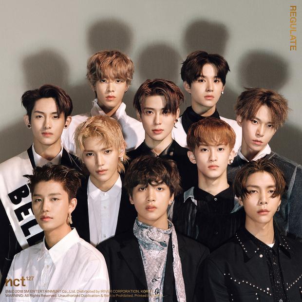 Độ tuổi trung bình của các boygroup Kpop: SHINee, BTS, NUEST gây bất ngờ vì quá trẻ - Ảnh 11.