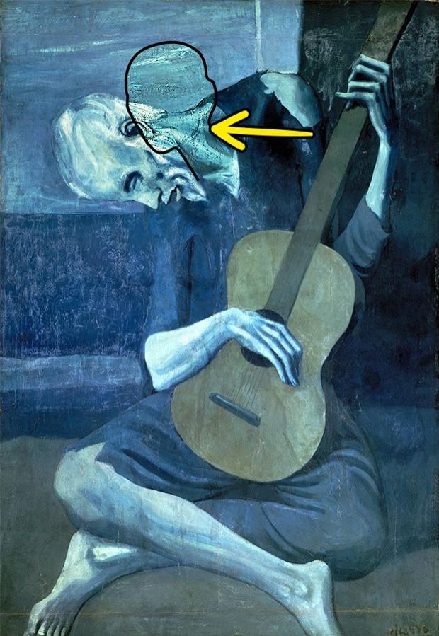 """""""Lạnh người"""" trước các bí mật che giấu dưới những bức tranh nổi tiếng - Ảnh 2."""