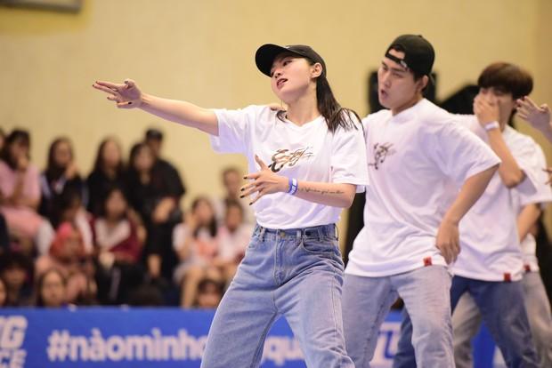 Giải thể thao sinh viên VUG 7 hay ngày hội gái xinh của các trường đại học đọ sắc - Ảnh 2.