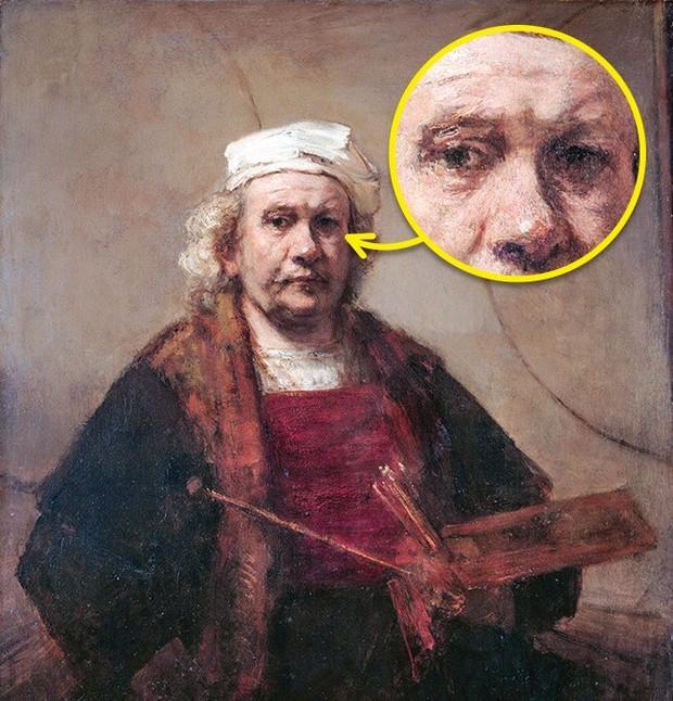 """""""Lạnh người"""" trước các bí mật che giấu dưới những bức tranh nổi tiếng - Ảnh 4."""