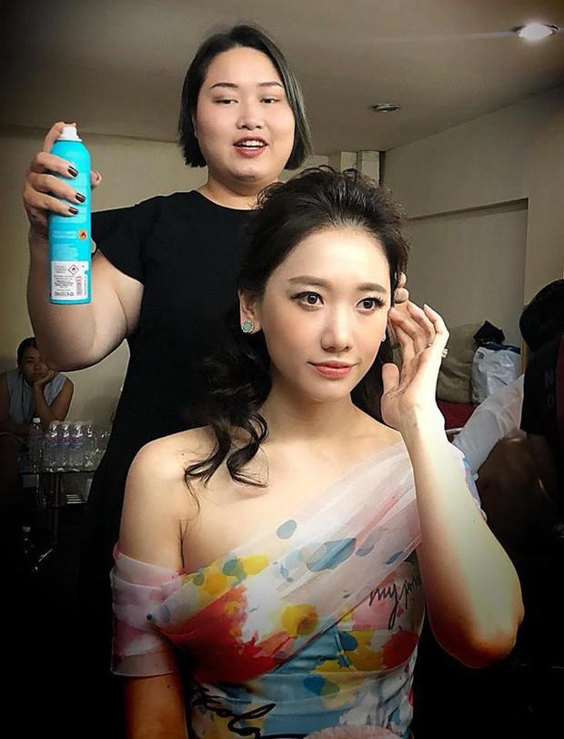 Stylist tiết lộ lý do phải mất 2 năm mới thuyết phục được Hari Won hất tóc mái lên - Ảnh 4.