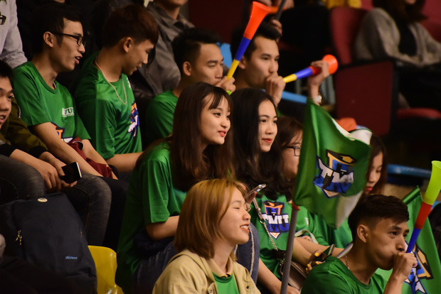 Giải thể thao sinh viên VUG 7 hay ngày hội gái xinh của các trường đại học đọ sắc - Ảnh 7.