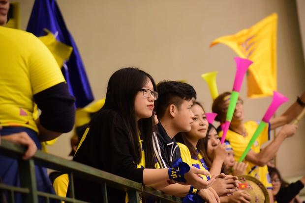 Giải thể thao sinh viên VUG 7 hay ngày hội gái xinh của các trường đại học đọ sắc - Ảnh 8.