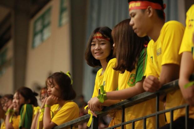 Giải thể thao sinh viên VUG 7 hay ngày hội gái xinh của các trường đại học đọ sắc - Ảnh 9.