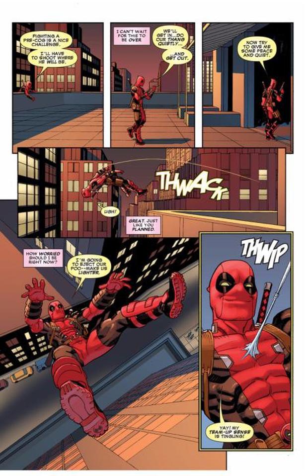 Thánh bựa Deadpool và nhện nhí lắm mồm Spider-Man có gì hot mà ai cũng hóng đẩy thuyền dữ vậy? - Ảnh 10.