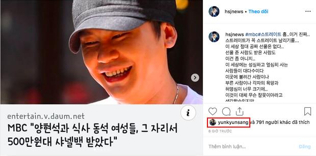 Nam diễn viên Hàn công khai đăng ảnh tận mặt chỉ trích chủ tịch YG vì bê bối, tài tử Pinocchio có thái độ bất ngờ - Ảnh 3.