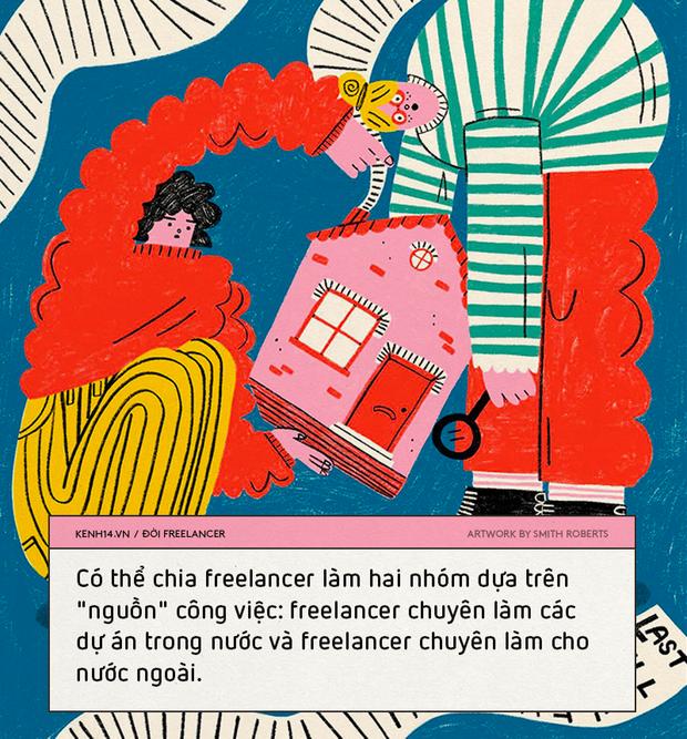 Đời freelancer: Những ảo mộng về một cuộc sống không gò bó, tiền đầy ví và tự do đi khắp nơi! - Ảnh 2.