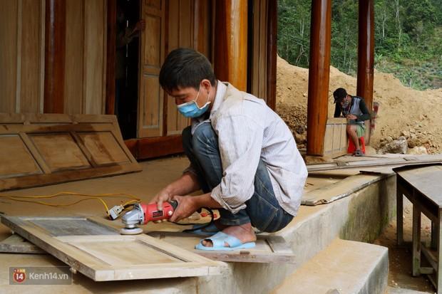 Một hành trình dài đầy gian khó để xây dựng ngôi trường tuyệt đẹp dành cho thầy trò Tri Lễ - Ảnh 6.