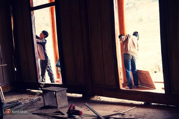 Một hành trình dài đầy gian khó để xây dựng ngôi trường tuyệt đẹp dành cho thầy trò Tri Lễ - Ảnh 5.