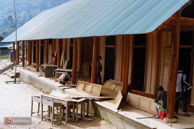 Một hành trình dài đầy gian khó để xây dựng ngôi trường tuyệt đẹp dành cho thầy trò Tri Lễ - Ảnh 4.