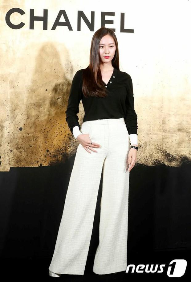 Sự kiện Chanel tại Seoul: Kristen Stewart xuất hiện với diện mạo dọa ma, chị em nhà Jessica - Krystal xuống sắc - Ảnh 3.