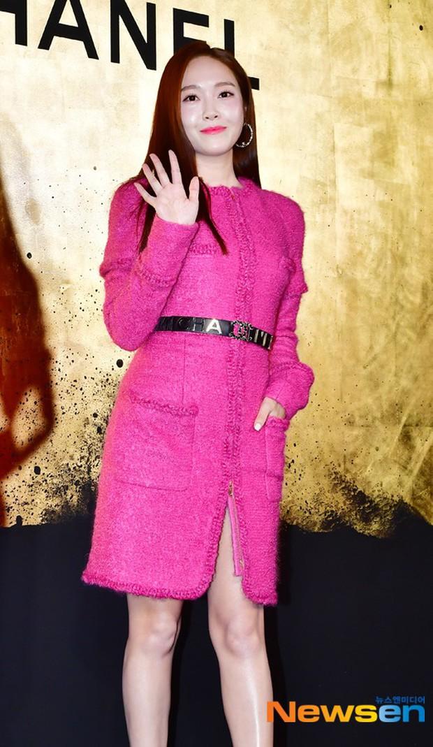 Sự kiện Chanel tại Seoul: Kristen Stewart xuất hiện với diện mạo dọa ma, chị em nhà Jessica - Krystal xuống sắc - Ảnh 1.