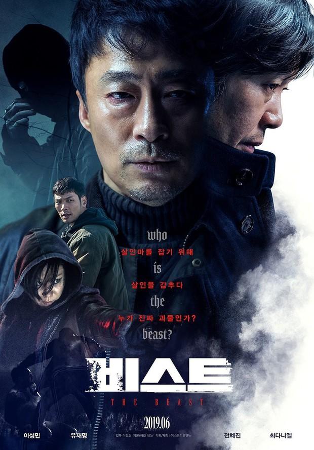 """Điện ảnh Hàn tháng 6: Ảnh đế Lee Sung Min tái xuất, Lee Junho bất ngờ hóa """"kỹ nam hạng sang"""" - Ảnh 10."""