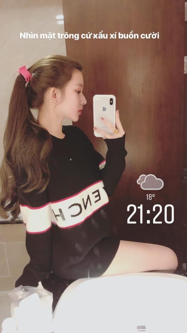 Chiếc mũi đắt giá của Bâu - girl xinh cực hot trên Instagram, khiến ai cũng thốt lên: Kiếp trước cậu đã giải cứu thế giới đấy à? - Ảnh 11.