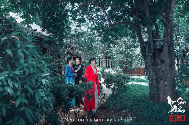 Bộ ảnh kỷ yếu 15 triệu đồng hoá thân vào các nhân vật truyện Tấm Cám đẹp xuất sắc của học sinh Đắk Lắk - Ảnh 11.