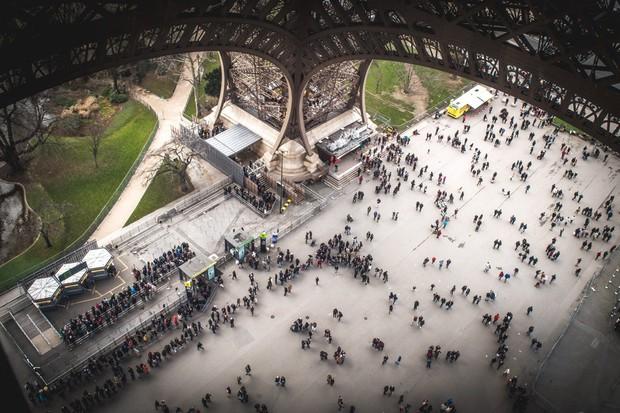 Paris sẽ xây dựng một khu vườn dành cho người đi bộ ngay dưới chân tháp Eiffel với trị giá hơn 80 triệu đô - Ảnh 8.