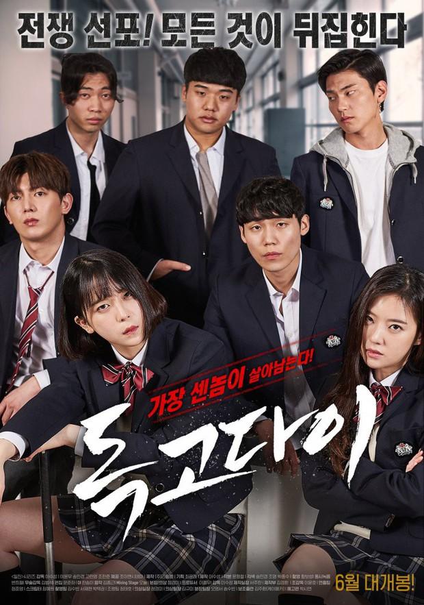 """Điện ảnh Hàn tháng 6: Ảnh đế Lee Sung Min tái xuất, Lee Junho bất ngờ hóa """"kỹ nam hạng sang"""" - Ảnh 2."""