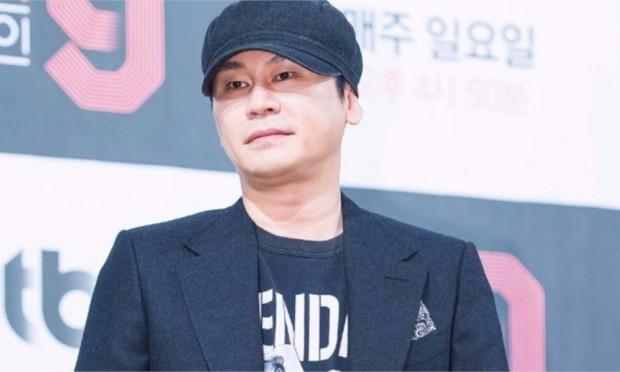 Nam diễn viên Hàn công khai đăng ảnh tận mặt chỉ trích chủ tịch YG vì bê bối, tài tử Pinocchio có thái độ bất ngờ - Ảnh 2.