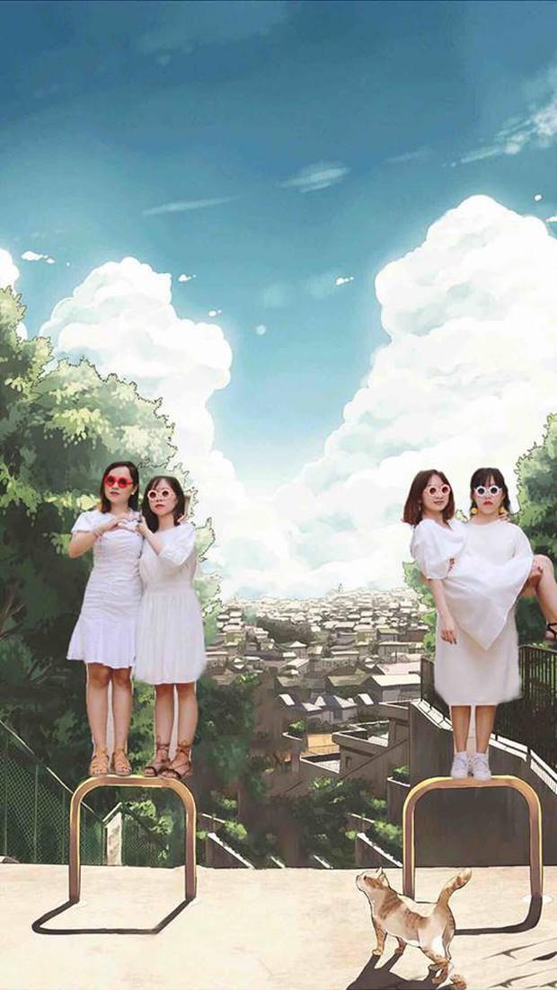 Dân tình quỳ trước bộ ảnh của hội bạn Sài Gòn: Chơi thân với nhau hơn 10 năm, hễ cứ đi du lịch là lại rủ nhau chụp hình lầy lội - Ảnh 16.