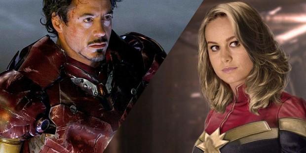 Chuyện cát-xê ở Marvel: Mức trả cho phim đầu tay Captain Marvel cao gấp 10 lần Iron Man là có lí do - Ảnh 6.