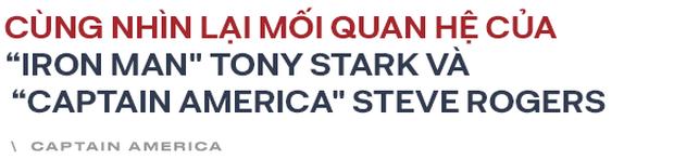 Dù là Captain America hay chỉ là một Steve Rogers, anh đã sống như một người đàn ông chân chính! - Ảnh 11.