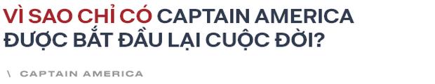 Dù là Captain America hay chỉ là một Steve Rogers, anh đã sống như một người đàn ông chân chính! - Ảnh 13.
