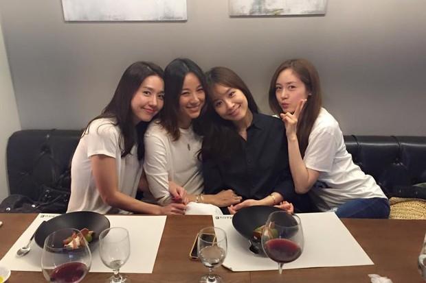 Nhóm nữ nào cũng có cơ hội tái hợp: Hãy nhìn Lee Hyori và đồng đội Fin.K.L đây này! - Ảnh 2.