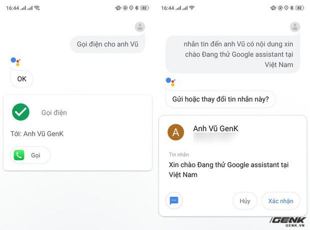 Trải nghiệm Google Assistant tiếng Việt: Thông minh, được việc, giọng êm nhưng đôi lúc đùa hơi nhạt - Ảnh 2.