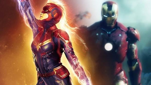 Chuyện cát-xê ở Marvel: Mức trả cho phim đầu tay Captain Marvel cao gấp 10 lần Iron Man là có lí do - Ảnh 1.
