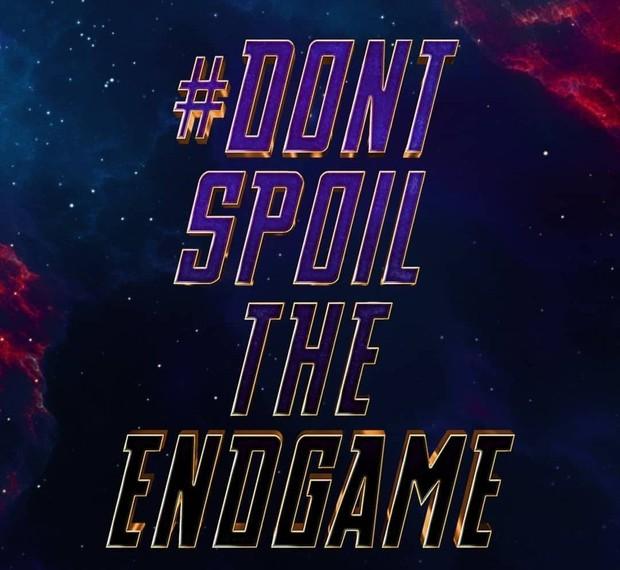 Đạo diễn ENDGAME tuyên bố thả cửa spoil từ thứ Hai, Captain America hí hửng khoe hàng nóng - Ảnh 1.