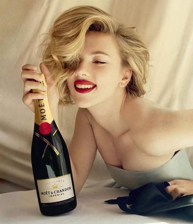 Nhìn loạt ảnh này mới thấy, Black Widow Scarlett Johansson đẹp đến nín thở vậy mà bị phim dìm hàng đi phân nửa - Ảnh 6.
