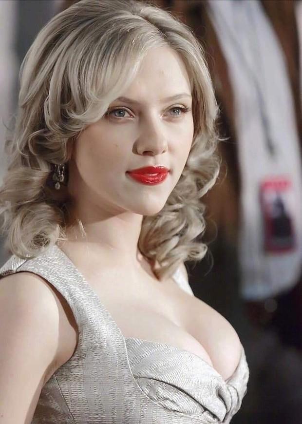 Nhìn loạt ảnh này mới thấy, Black Widow Scarlett Johansson đẹp đến nín thở vậy mà bị phim dìm hàng đi phân nửa - Ảnh 2.
