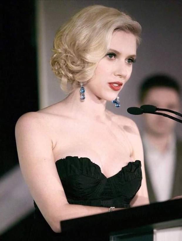Nhìn loạt ảnh này mới thấy, Black Widow Scarlett Johansson đẹp đến nín thở vậy mà bị phim dìm hàng đi phân nửa - Ảnh 7.