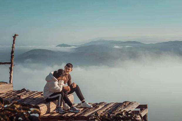 Cầu gỗ săn mây nổi tiếng ở Đà Lạt nhiều lần cấm khách tham quan: Lý do vì đâu nên nỗi? - Ảnh 9.