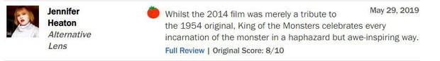 Trước thềm công chiếu, GODZILLA 2 khiến giới phê bình chia rẽ sâu sắc - Ảnh 9.