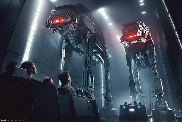 Sắp lộ diện công viên chủ đề Star Wars y hệt trong phim khiến các fan Disney đứng ngồi không yên - Ảnh 19.