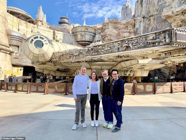 Sắp lộ diện công viên chủ đề Star Wars y hệt trong phim khiến các fan Disney đứng ngồi không yên - Ảnh 8.