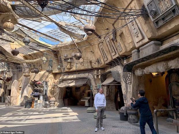 Sắp lộ diện công viên chủ đề Star Wars y hệt trong phim khiến các fan Disney đứng ngồi không yên - Ảnh 11.