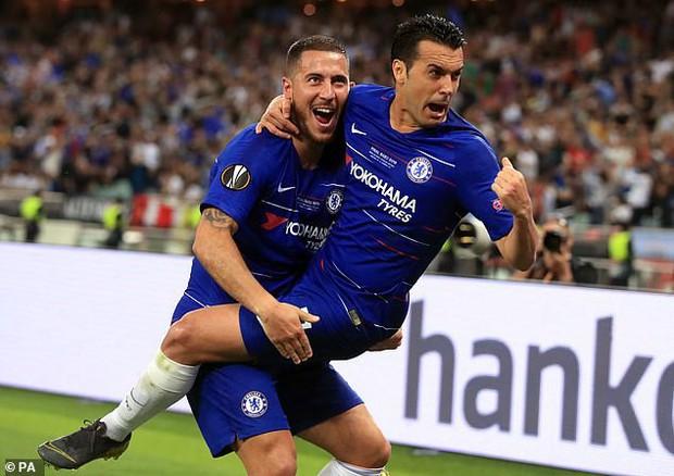 Vô địch Europa League, sao Chelsea hoàn thiện bộ sưu tập danh hiệu có một không hai trong lịch sử, đến Ronaldo và Messi cũng phải chào thua - Ảnh 2.