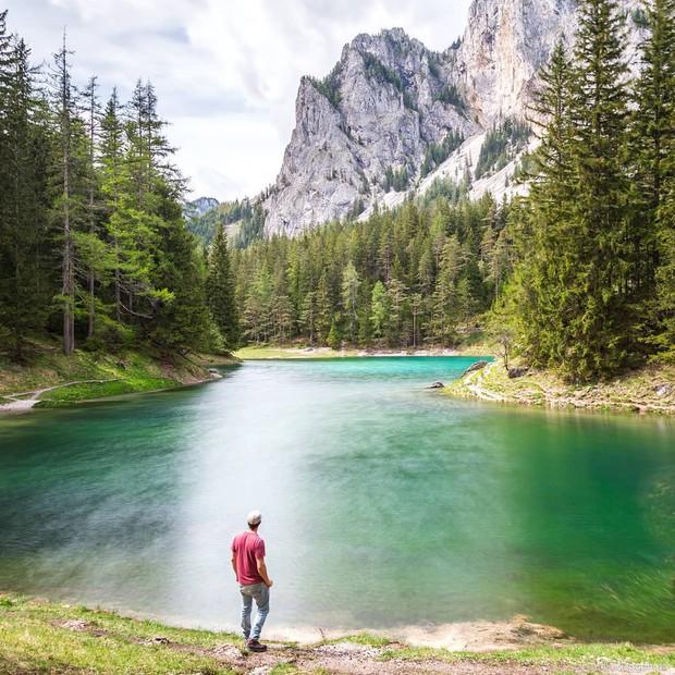 Mãn nhãn xen lẫn há hốc mồm với công viên ở Áo được ví như chốn thần tiên, mỗi năm chỉ xuất hiện 6 tháng rồi... mất tích - Ảnh 3.