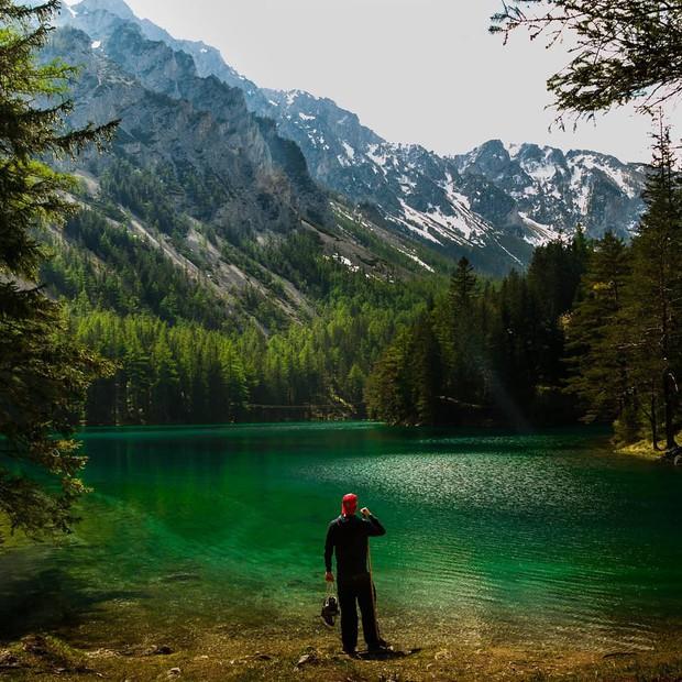 Mãn nhãn xen lẫn há hốc mồm với công viên ở Áo được ví như chốn thần tiên, mỗi năm chỉ xuất hiện 6 tháng rồi... mất tích - Ảnh 15.