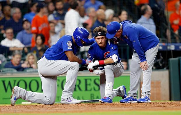 Sao bóng chày quỳ xuống nức nở sau cú đánh lỗi khiến bé gái phải nhập viện khẩn cấp - Ảnh 5.