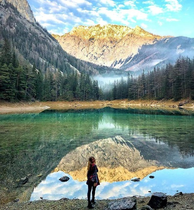 Mãn nhãn xen lẫn há hốc mồm với công viên ở Áo được ví như chốn thần tiên, mỗi năm chỉ xuất hiện 6 tháng rồi... mất tích - Ảnh 20.